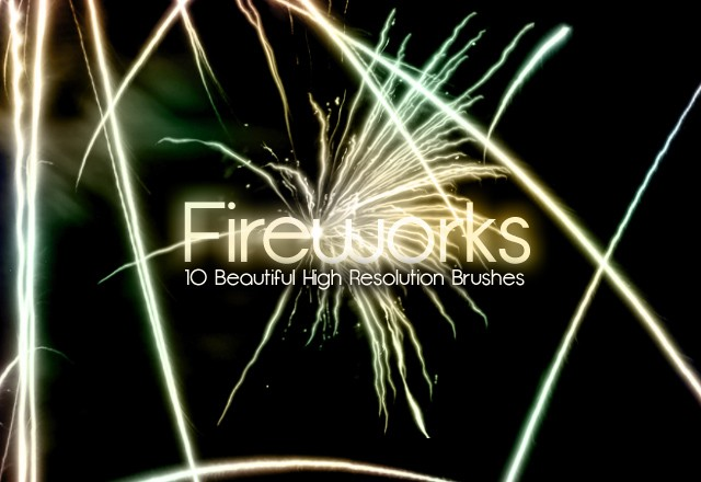 Fireworks  Brushes  Preview1