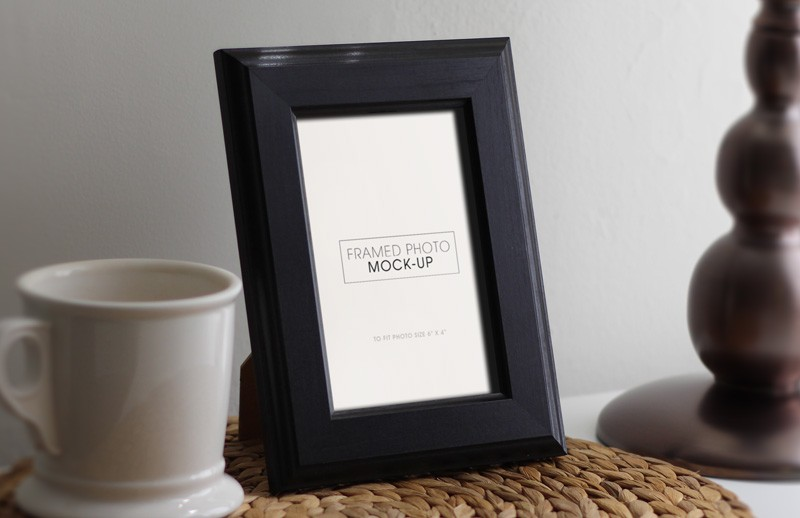 Framed Photo Mockup