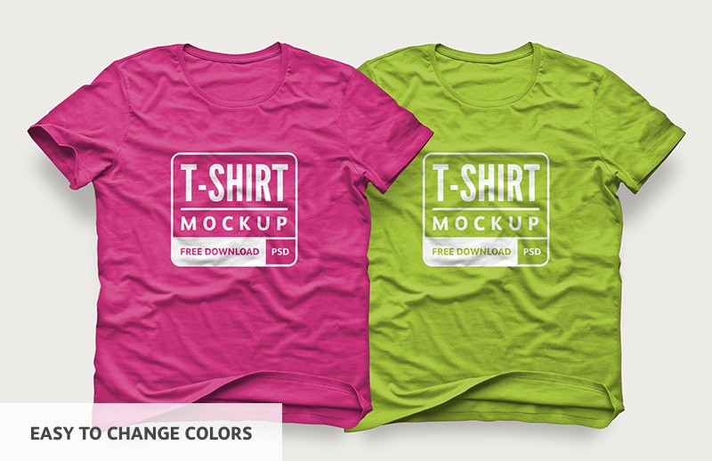 Free  T  Shirt  Mockup  Preview 3