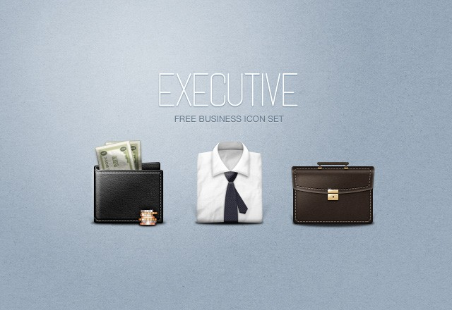Large Free  Business  Icons  Preview1