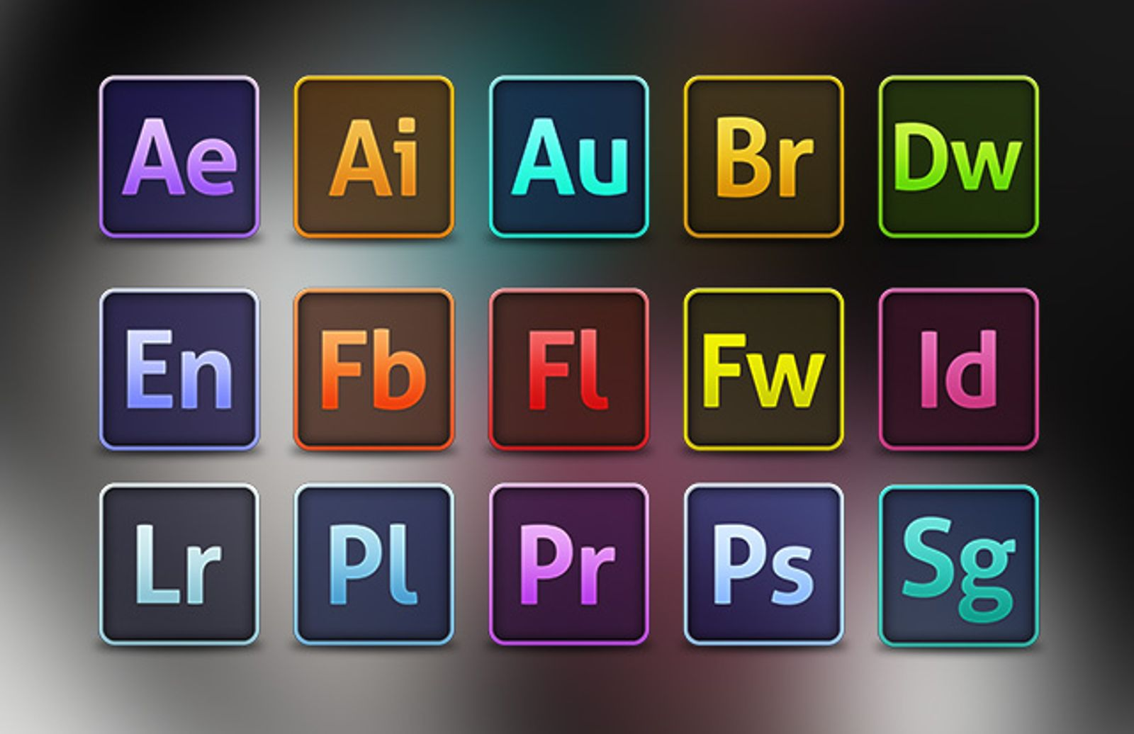 Free  Cs6  Replacement  Icons  Preview1