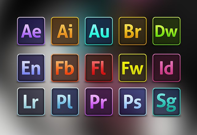 Free CS6 Replacement Icons