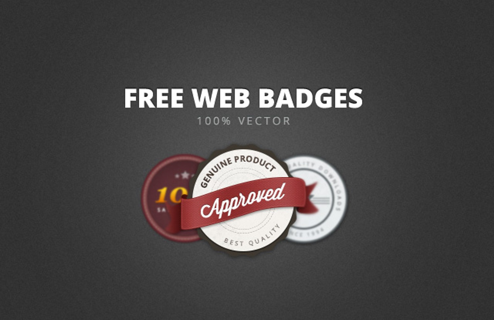 Free  Web  Badges   Elements  Preview1