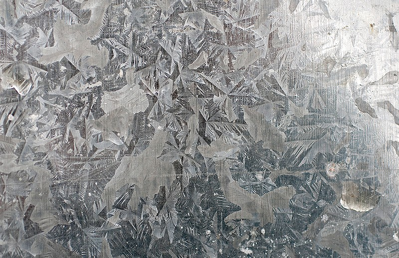 Galvanized Metal Textures