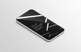 Generic Mobile Device Mockup