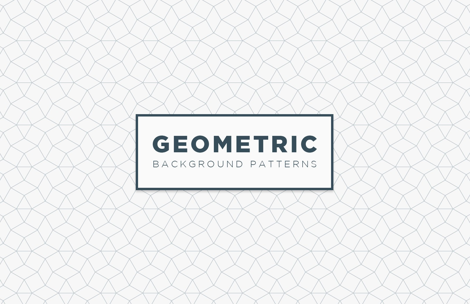 Geometric Background Patterns