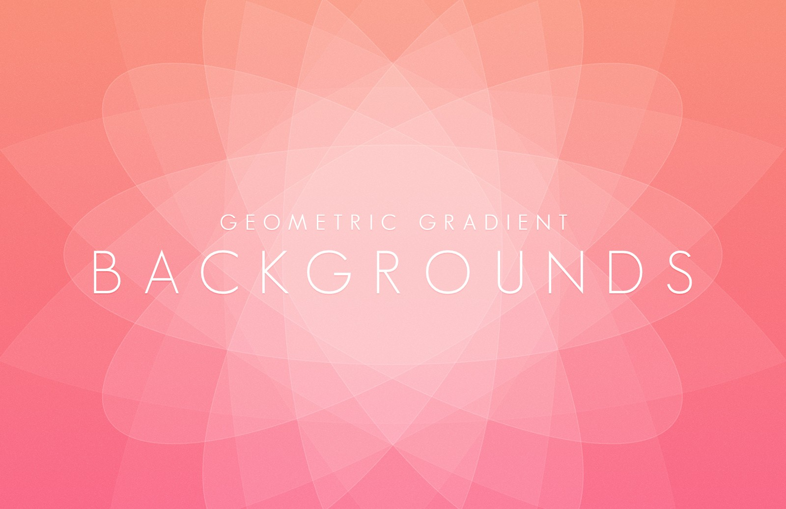 Large Geometric  Gradient  Backgrounds  Preview 3