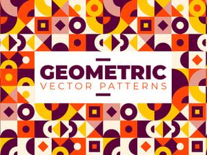 Geometric Vector Patterns 1