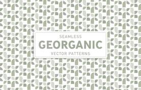 Georganic Vector Patterns