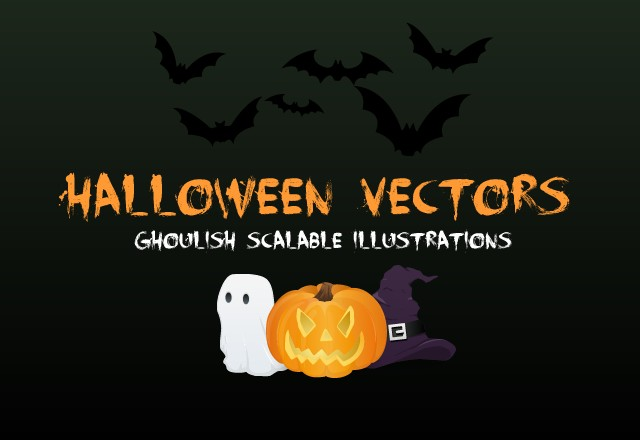 Ghoulish Halloween Vectors
