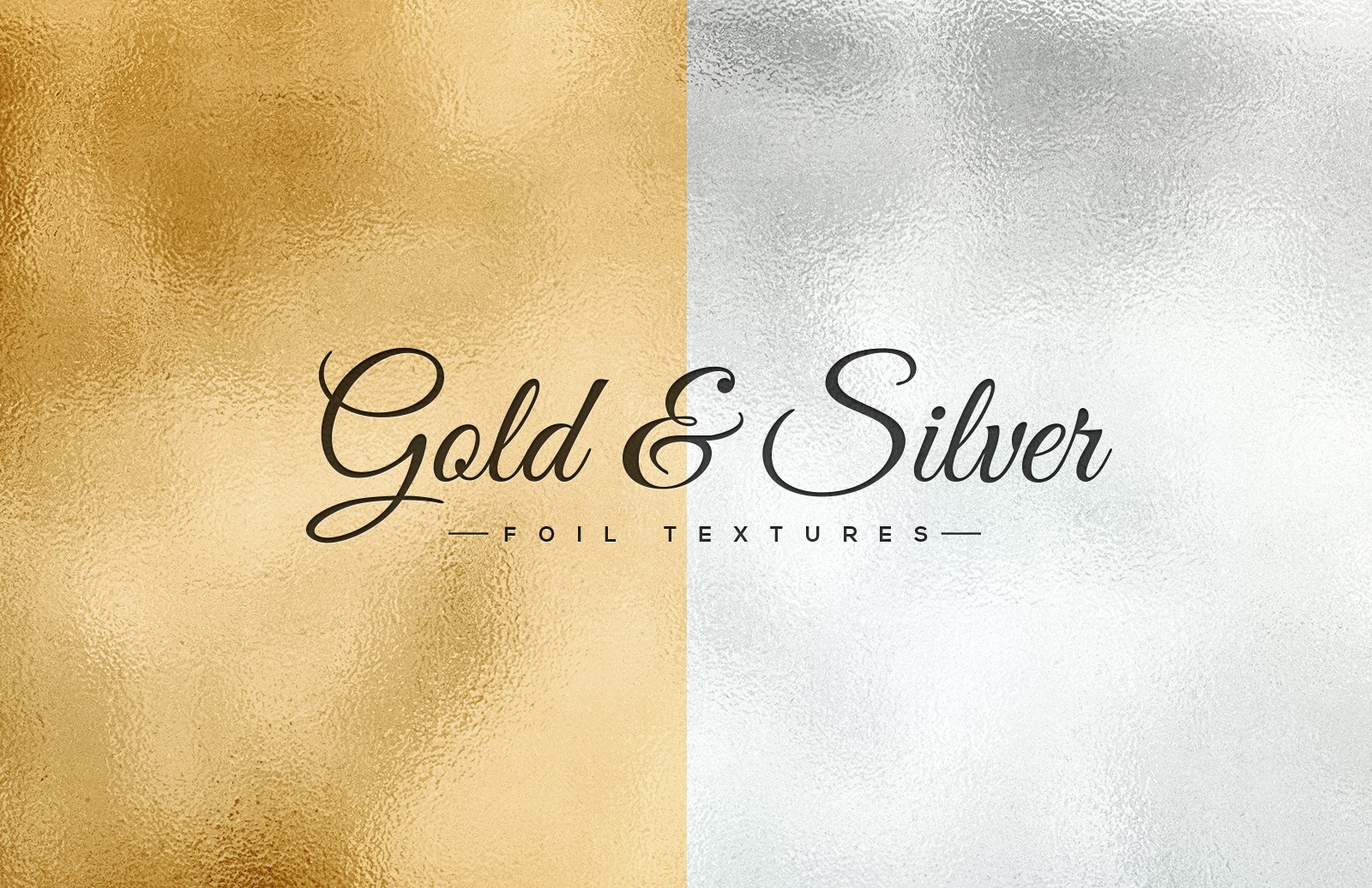 Gold   Silver  Foil  Textures  Preview 1