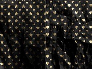 Gold Foil Wrapping Paper Textures 2