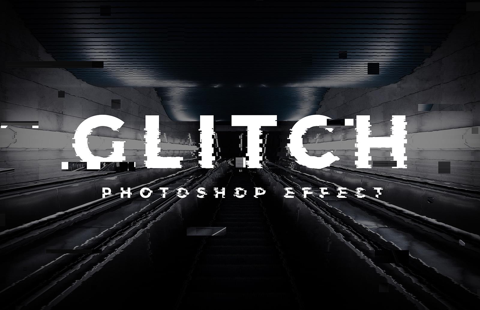 Glitch Image Effect Generator V2