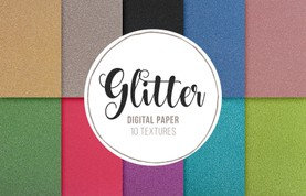 Free Glitter Paper Textures