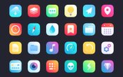 Gradient App Icons Set