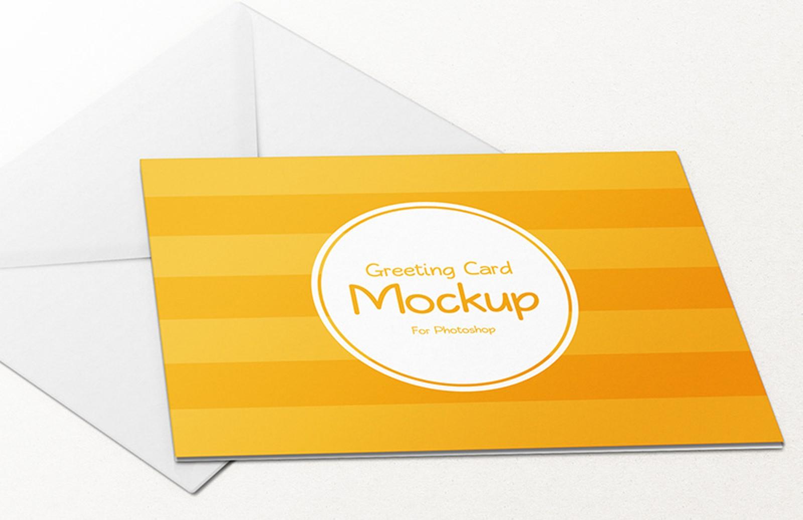 Greeting  Card  Mockup  Preview 1B