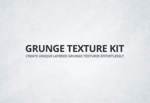 Layered Grunge Texture Kit