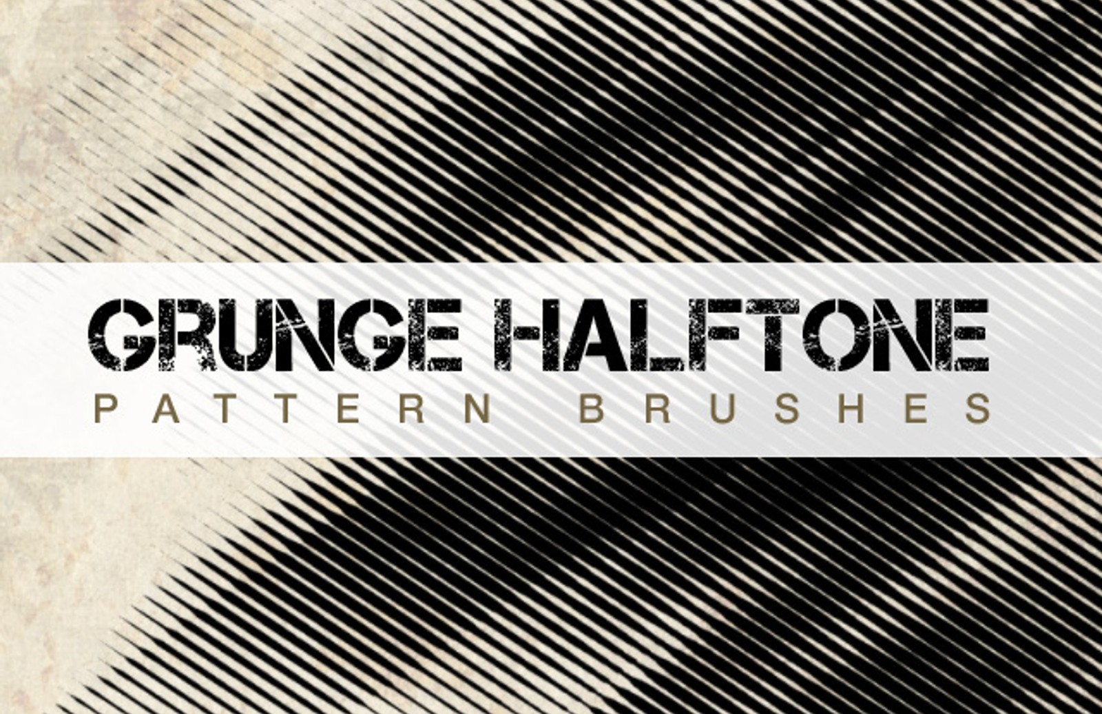 Grunge  Halftone  Brushes  Preview1