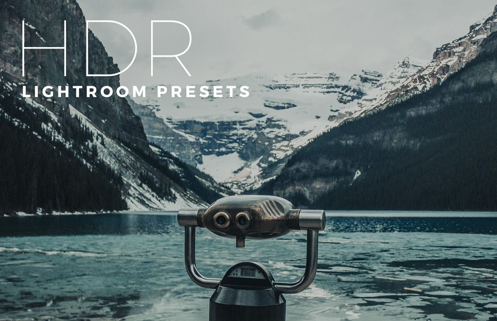 HDR Lightroom Presets 1
