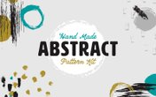 Hand Made Abstract Pattern Kit
