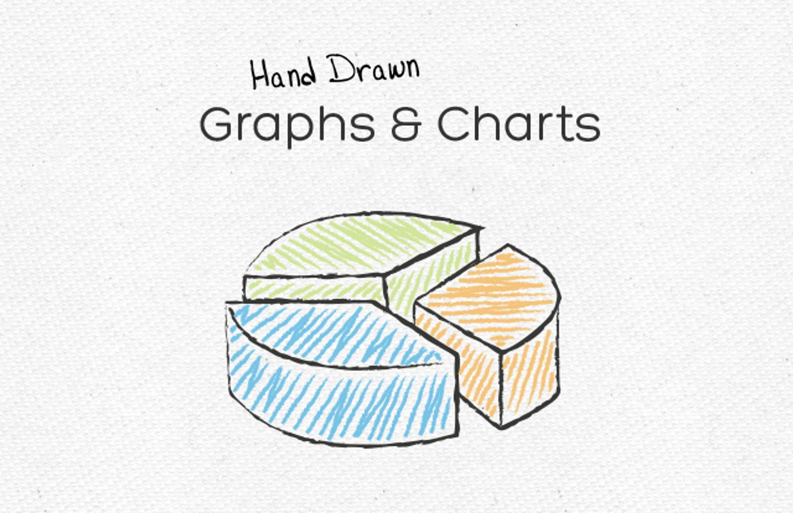 Hand  Drawn  Graphs   Charts  Preview1