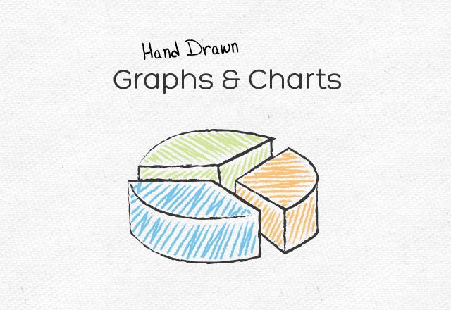 Hand Drawn Graphs & Charts
