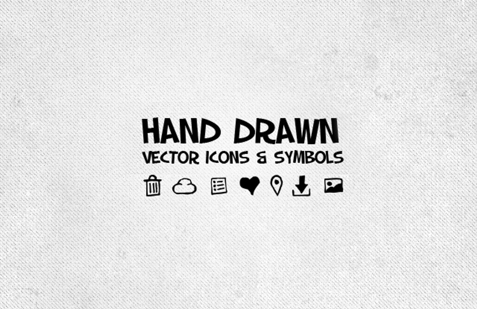 Handdrawn  Mini  Icons  Preview1