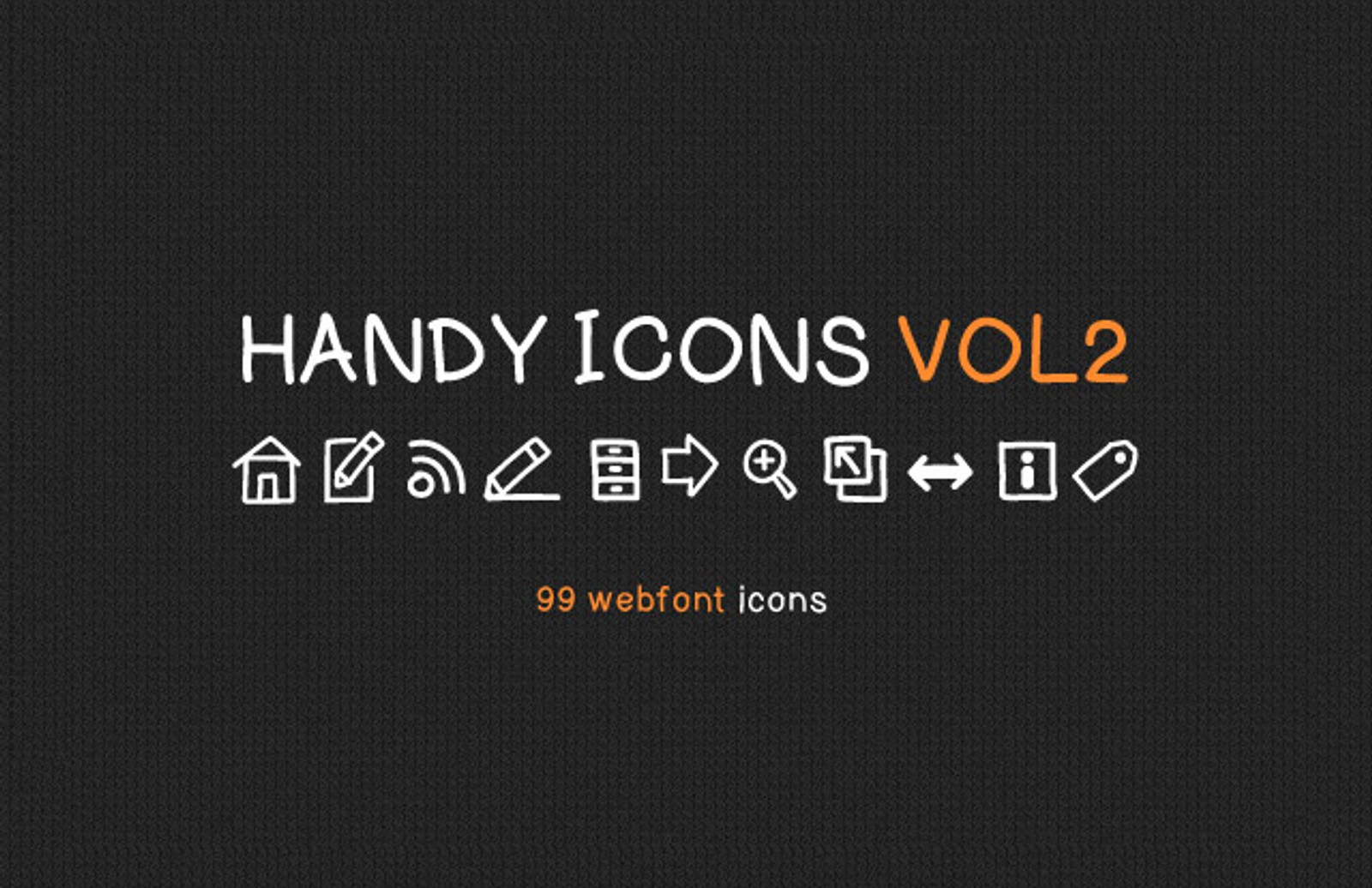 Handy  Icons  Vol 2  Preview1