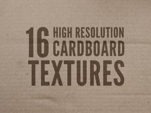 Free High Resolution Carboard Textures 1