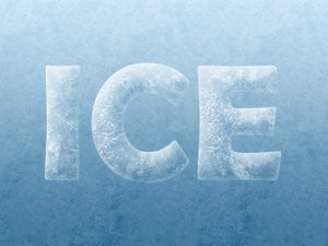 Ice Effects for Photoshop (Text & Shapes) 2