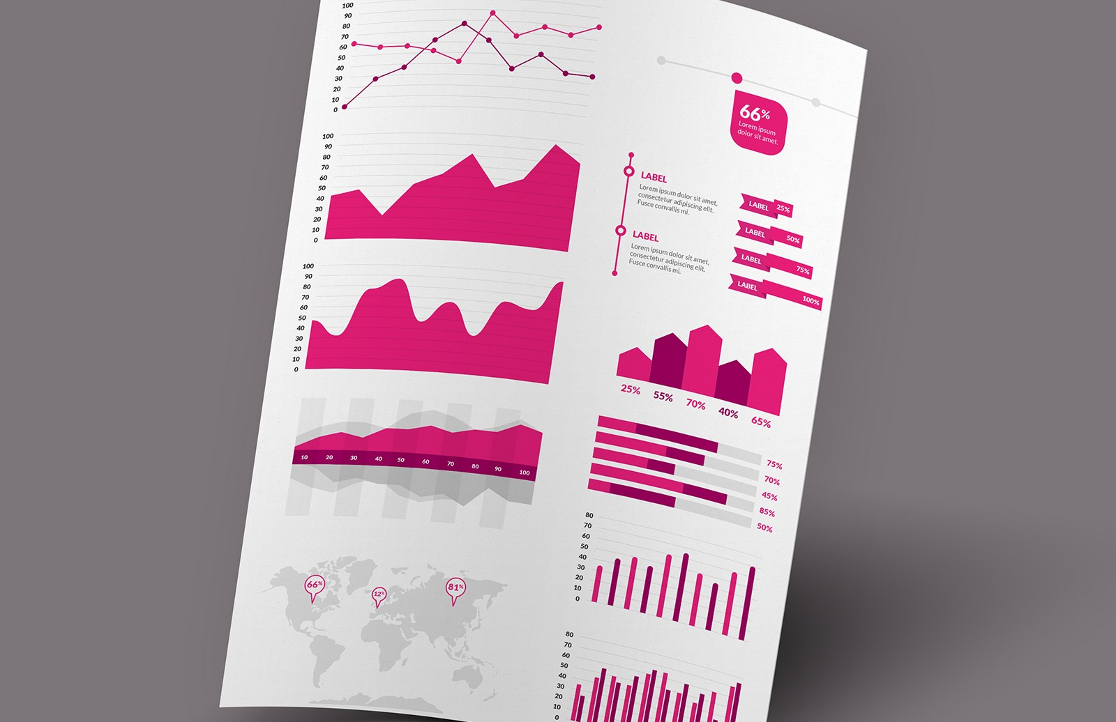 Infographic  Vector  Elements  Preview 1