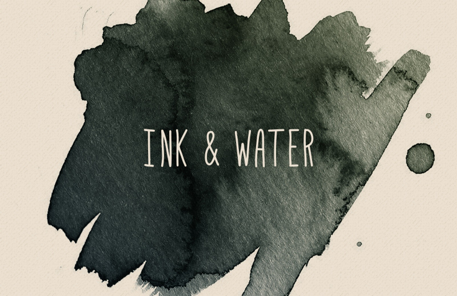 Ink And  Water  Brushes  Preview 1
