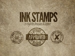 Ink Stamps 1