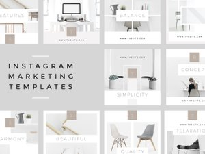 Instagram Marketing Templates 1