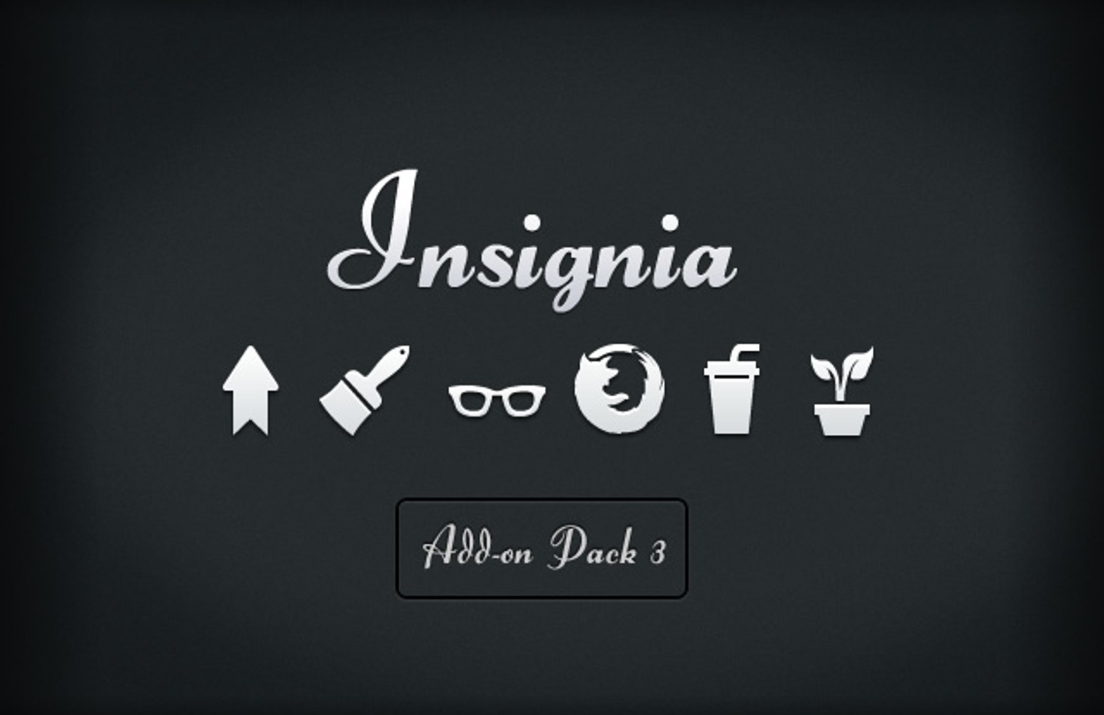 Insignia  Vector  Icons  Add On3  Preview1