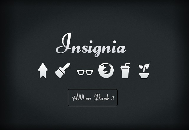 Insignia Icons - Mini Pack 3