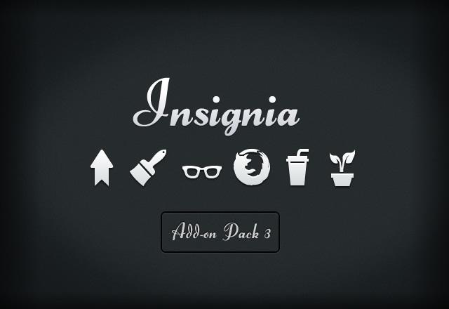 Insignia Icons - Mini Pack 3