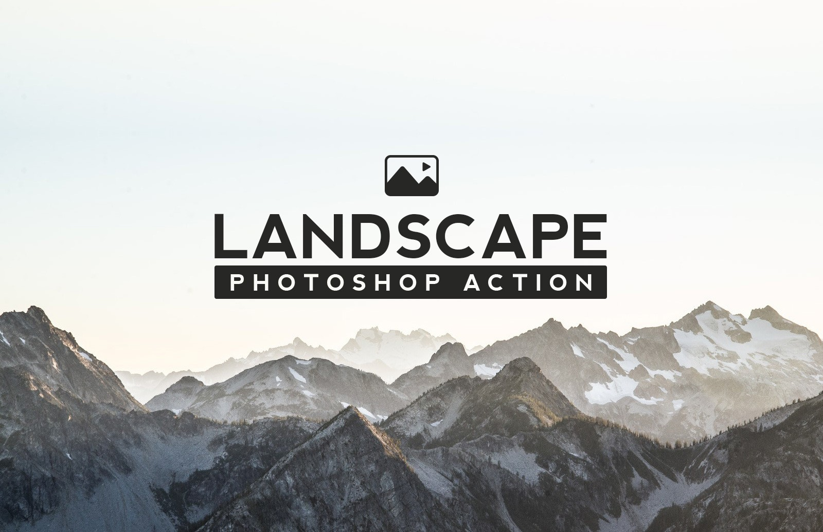 Landscape Photoshop Action