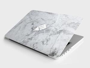 Laptop Sticker & Skin Mockup 2