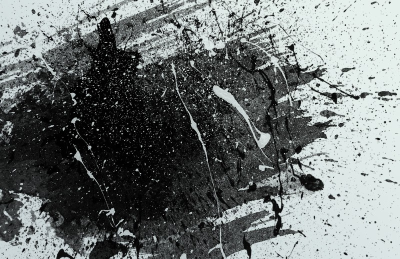 Layered Splatter Brushes
