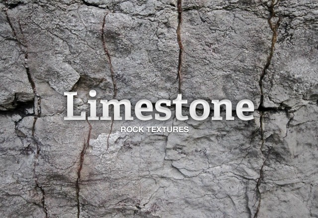 Limestone Rock Textures