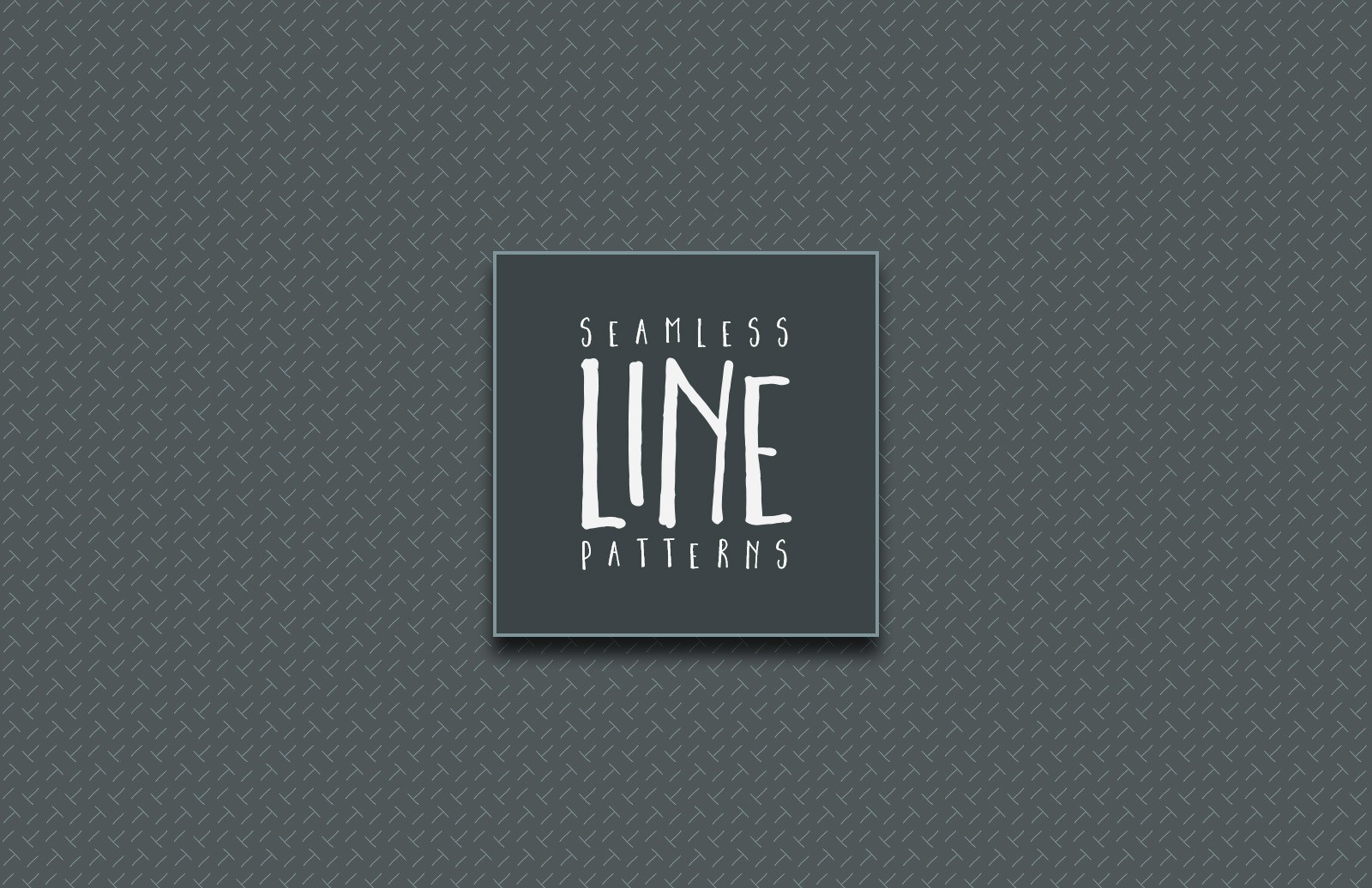 Seamless Vector Line Patterns