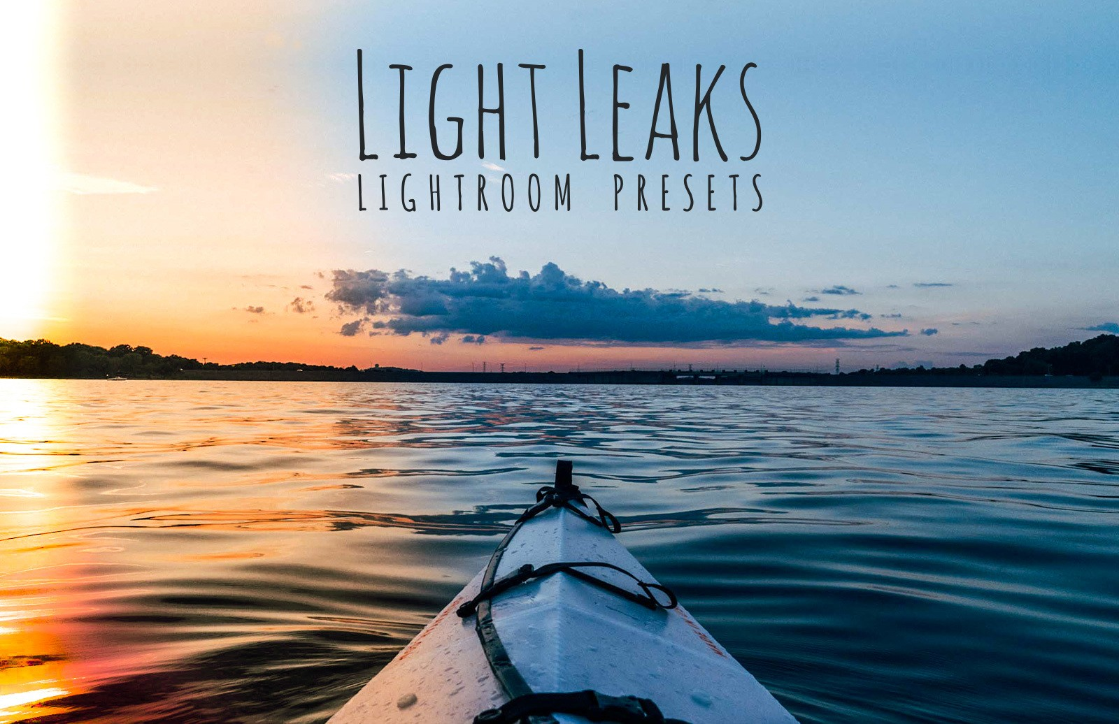 Light Leaks Lightroom Presets 1