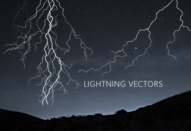 Lightning Vectors