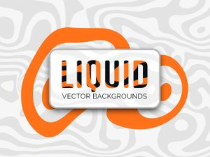 Liquid Vector Backgrounds 1