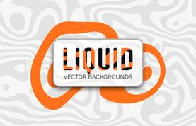 Liquid Vector Backgrounds