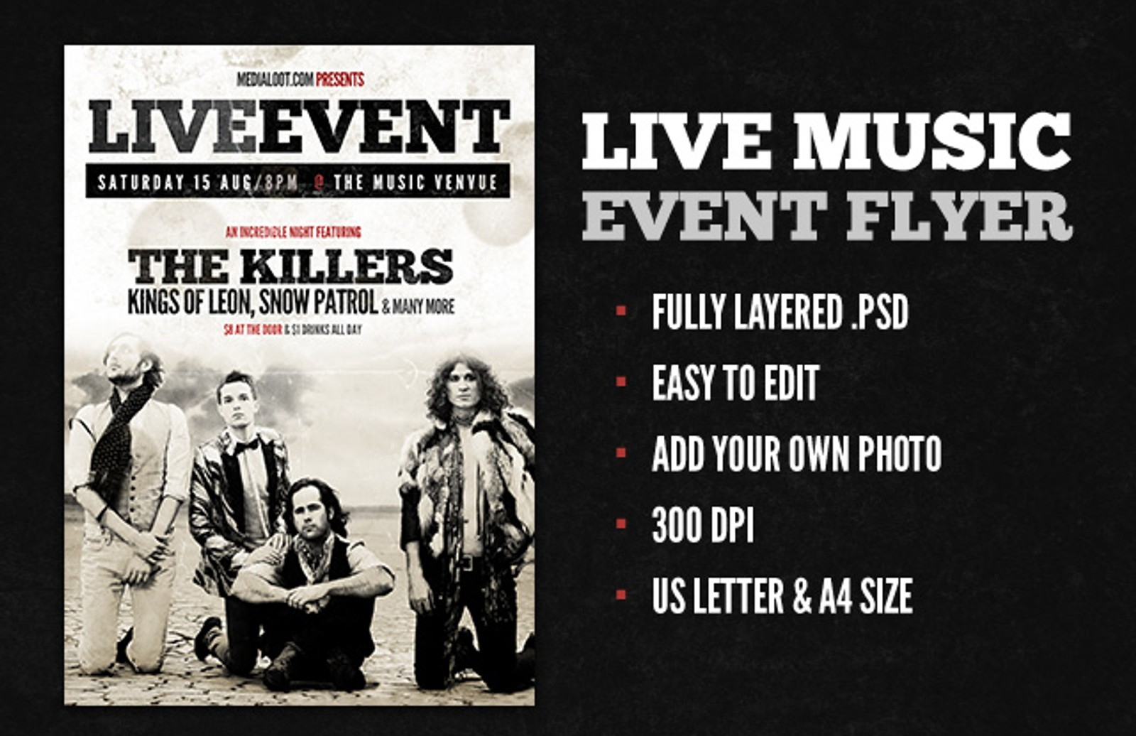 Live  Music  Event  Flyer  Preview1