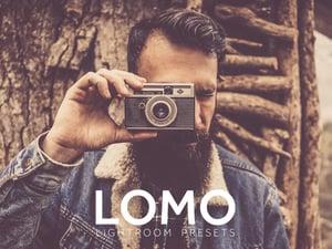 Lomo Lightroom Presets 1