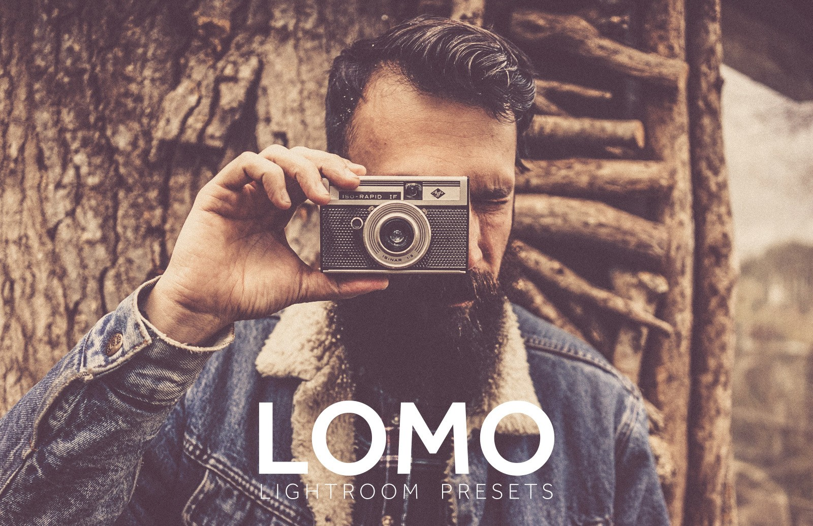 Lomo Lightroom Presets