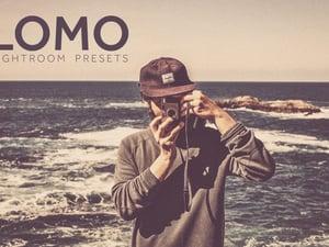 Lomo Lightroom Presets 2